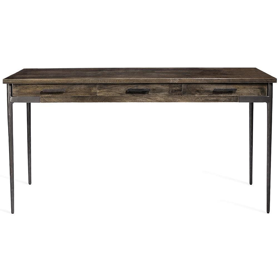 Interlude Home Brighton Pewter Desk
