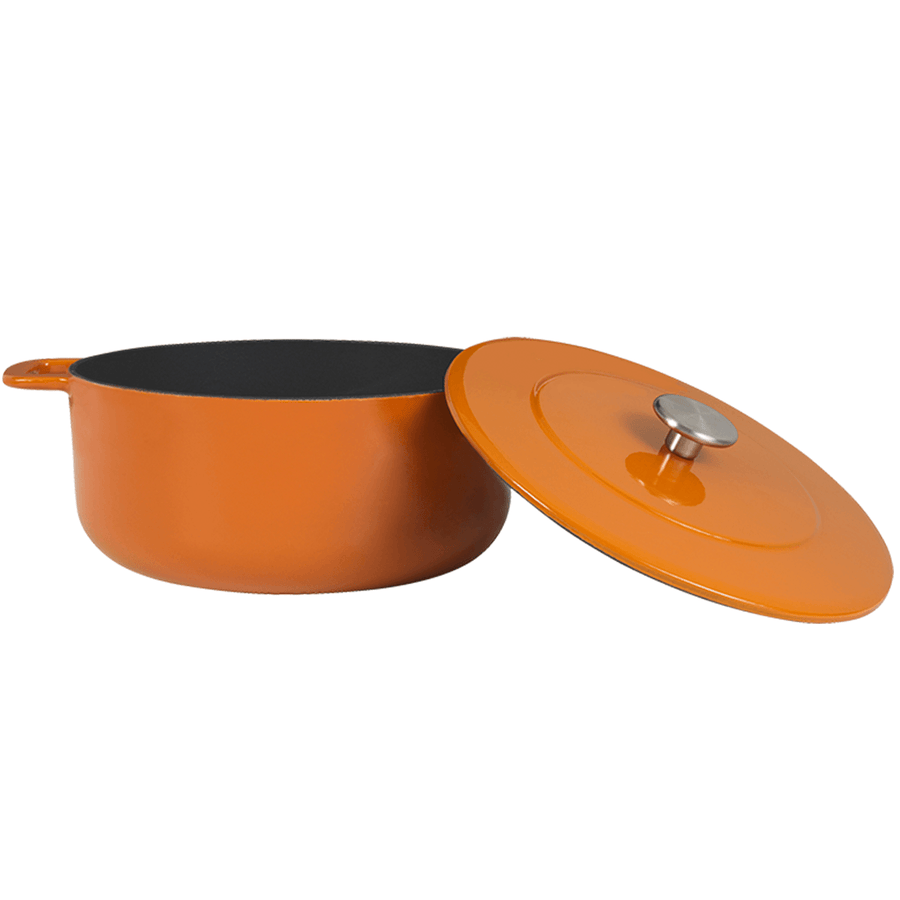 Combekk Combekk Souschef Dutch Oven - Orange 28 cm 190128OR