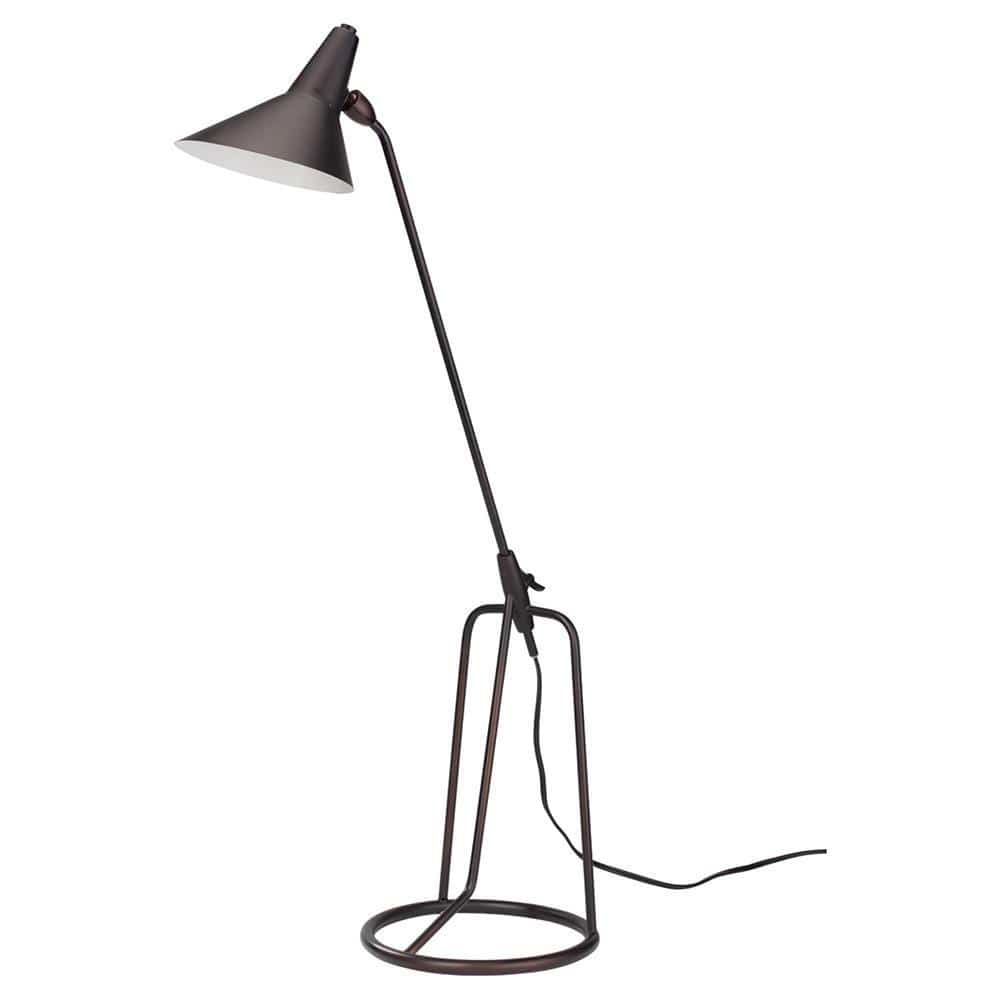 Jamie Young Jamie Young Franco Tripod Table Lamp in Oiled Bronze 1FRAN-TLOB