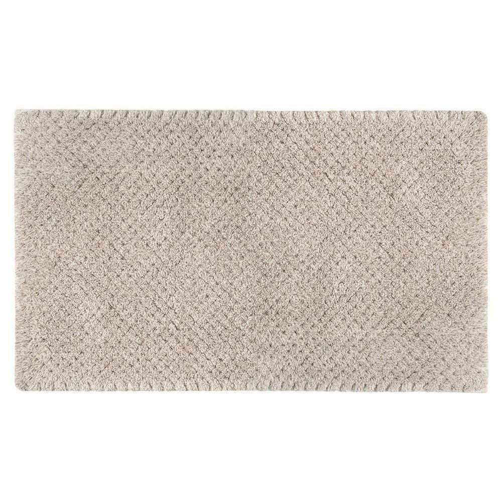 "Graccioza Graccioza Pebble Bath Rug - Beige - Available in 2 Sizes 20"" x 31"" 311520110001"