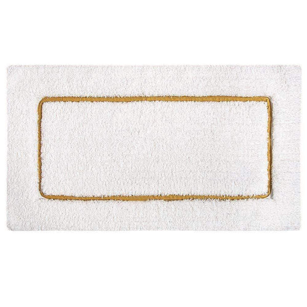 "Graccioza Graccioza Portobello Bath Rug - Gold - Available in 2 Sizes 20"" x 31"" 311506110001"