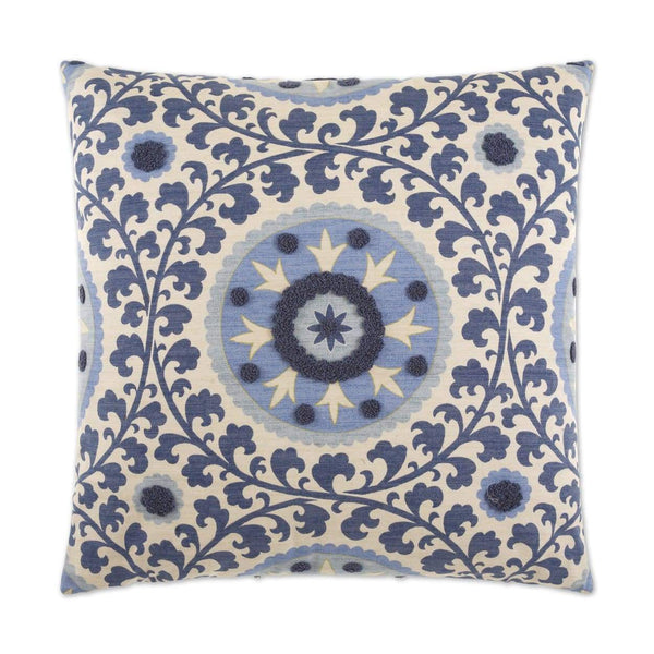 D.V. Kap Tribal Thread Pillow - Available in 2 Colors | Alchemy Fine Home