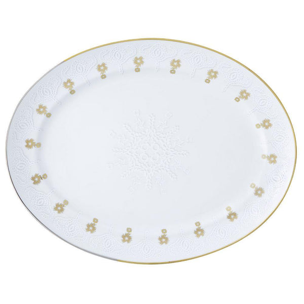 Christian Lacroix Paseo Small Oval Platter