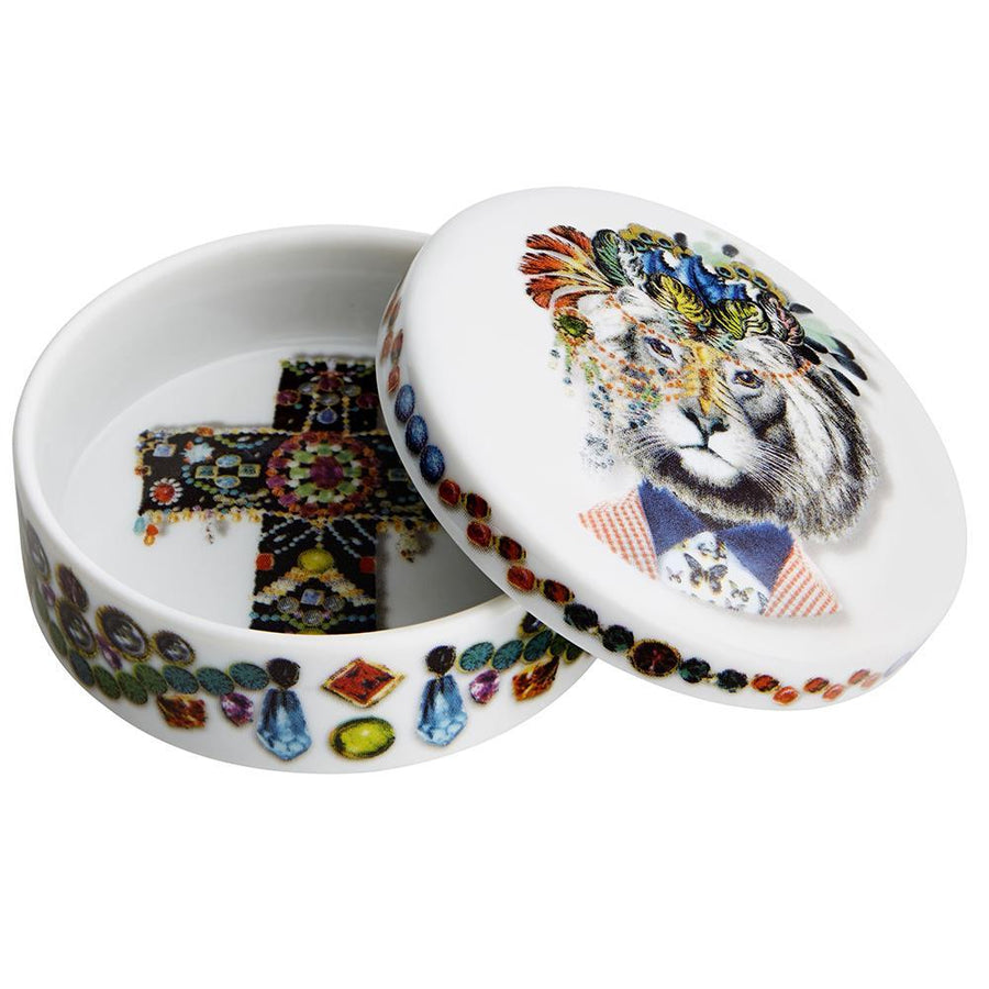 Love Who You Want Indilion Decorative Box by Christian Lacroix