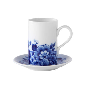 Blue Ming Espresso Cup And Saucer