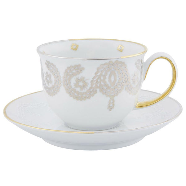 Christian Lacroix Paseo Espresso Cup and Saucer - Set Of 4