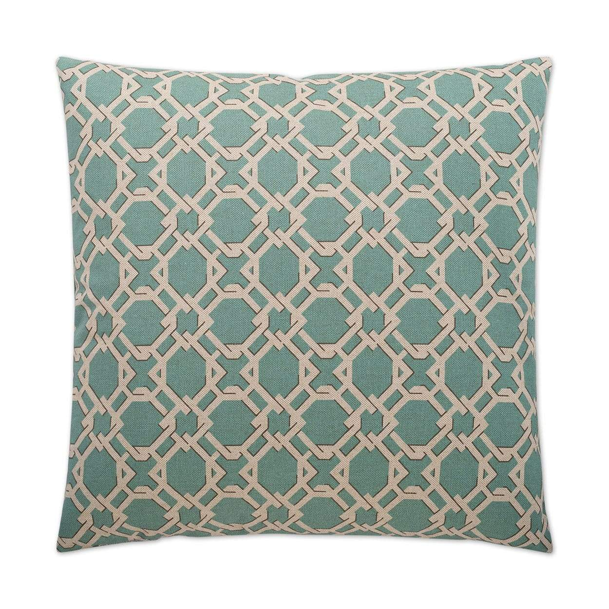 D.V. Kap D.V. Kap Keenland Pillow - Available in 2 Colors Blue 2208-B