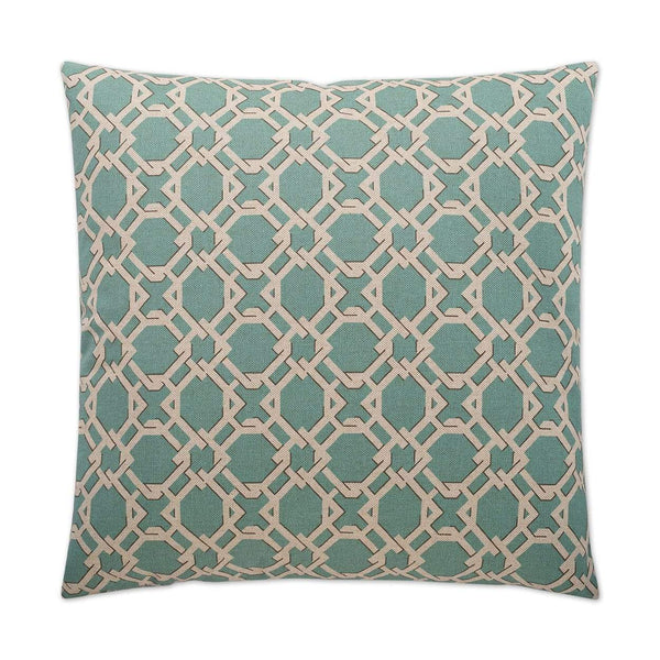 D.V. Kap Keenland Pillow - Available in 2 Colors | Alchemy Fine Home