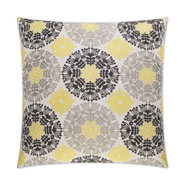 D.V. Kap D.V. Kap Bloomers Pillow - Available in 2 Colors Grey 2229-G