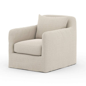 Four Hands Dade Outdoor Swivel Chair - Available in 5 Colors | Alchemy Fine Home