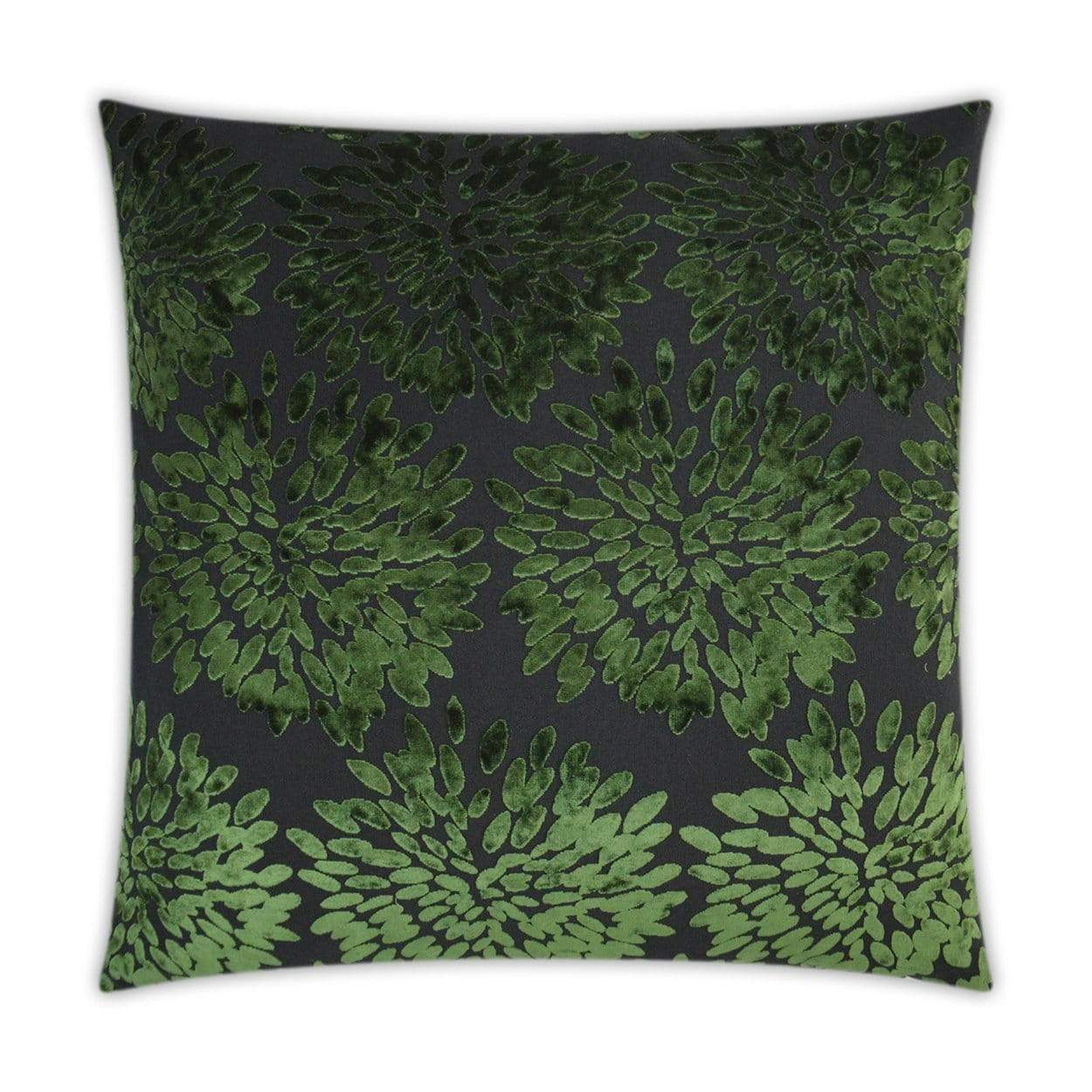 D.V. Kap D.V. Kap Tuscany Pillow - Available in 2 Colors Emerald 2319-E