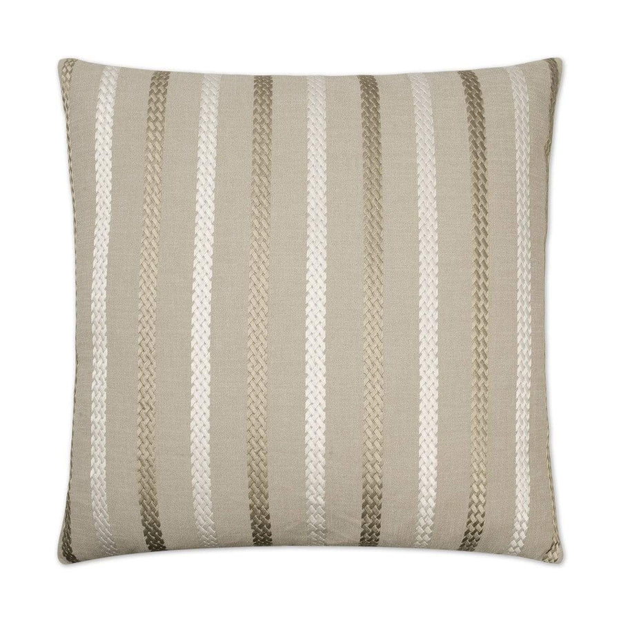 D.V. Kap D.V. Kap Cheverny Pillow - Available in 2 Colors Flame 2329-F