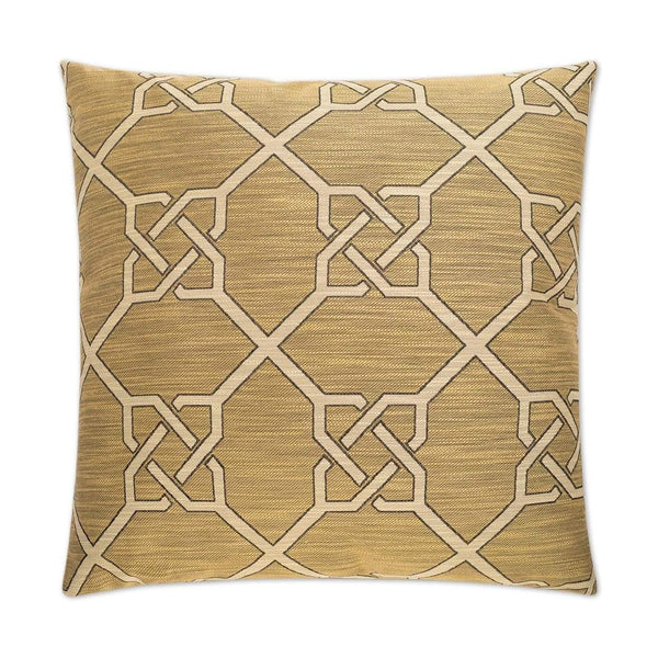 D.V. Kap Bridle Pillow - Available in 2 Colors | Alchemy Fine Home