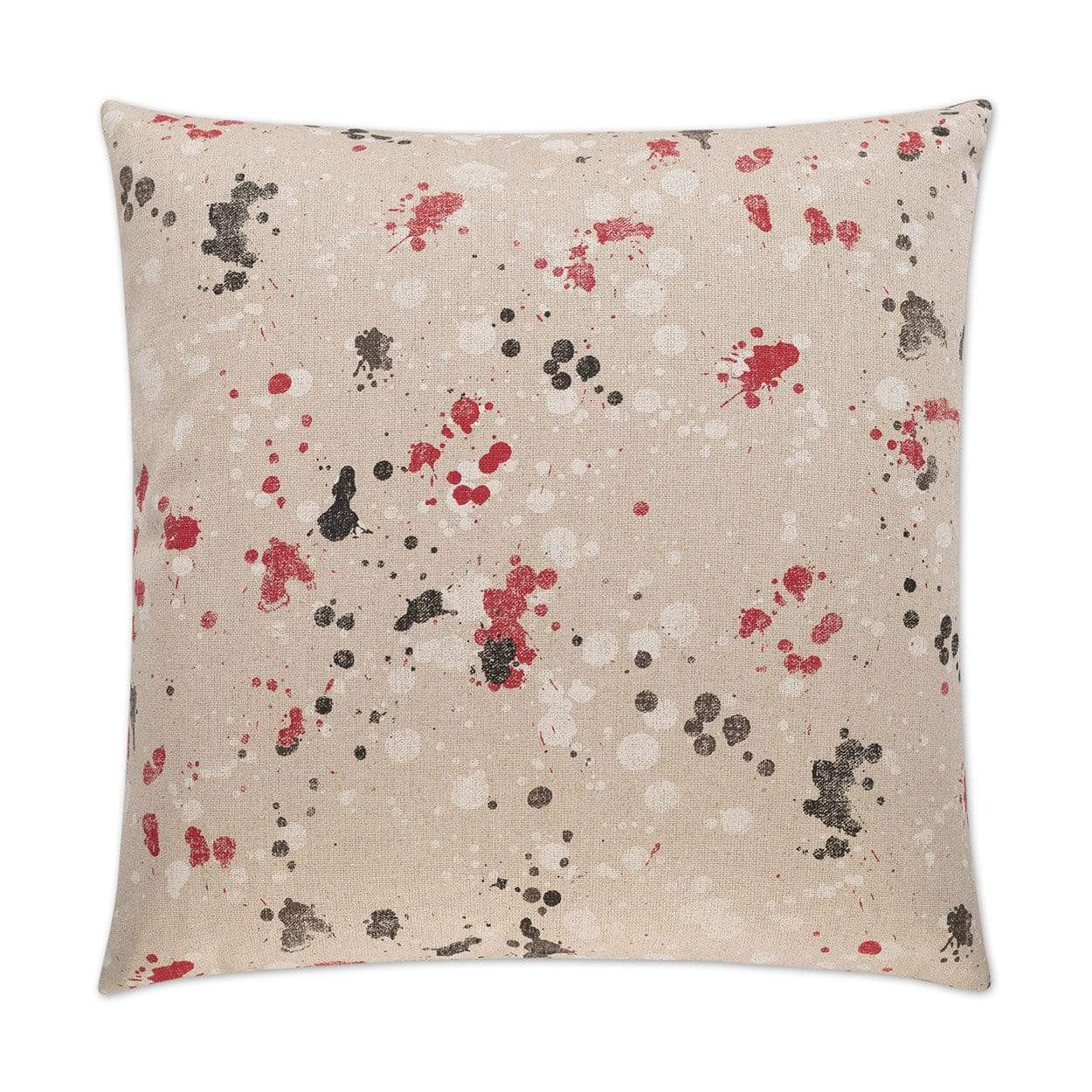 D.V. Kap D.V. Kap Dropcloth Pillow - Available in 2 Colors Orange 2397-O