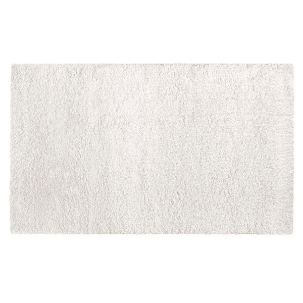"Graccioza Graccioza Egoist Cloud Bath Rug - White - Available in 2 Sizes 24"" x 39"" 311424120003"