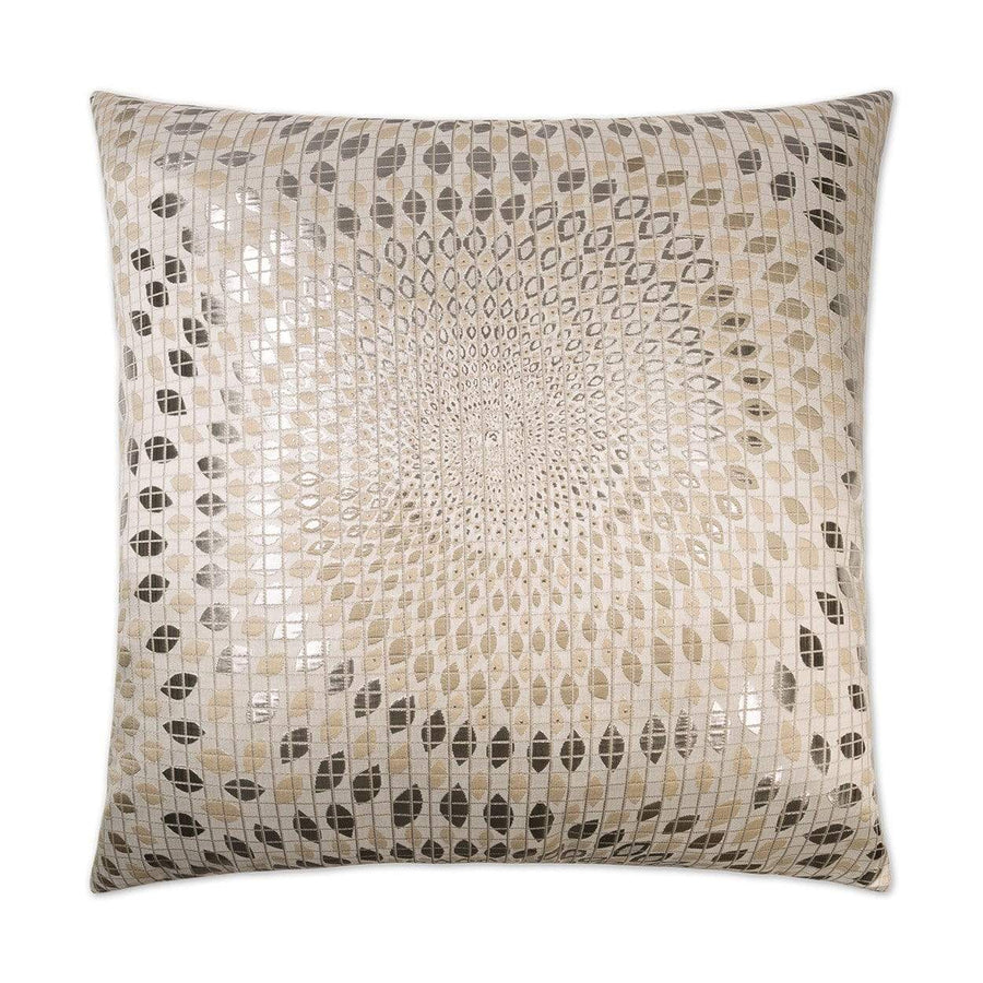 D.V. Kap Whirl Pillow - Available in 2 Colors | Alchemy Fine Home
