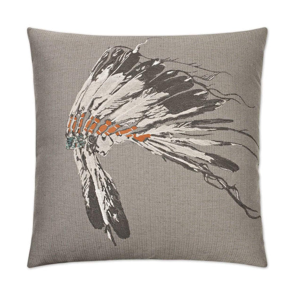 D.V. Kap Chief Pillow - Available in 2 Colors | Alchemy Fine Home