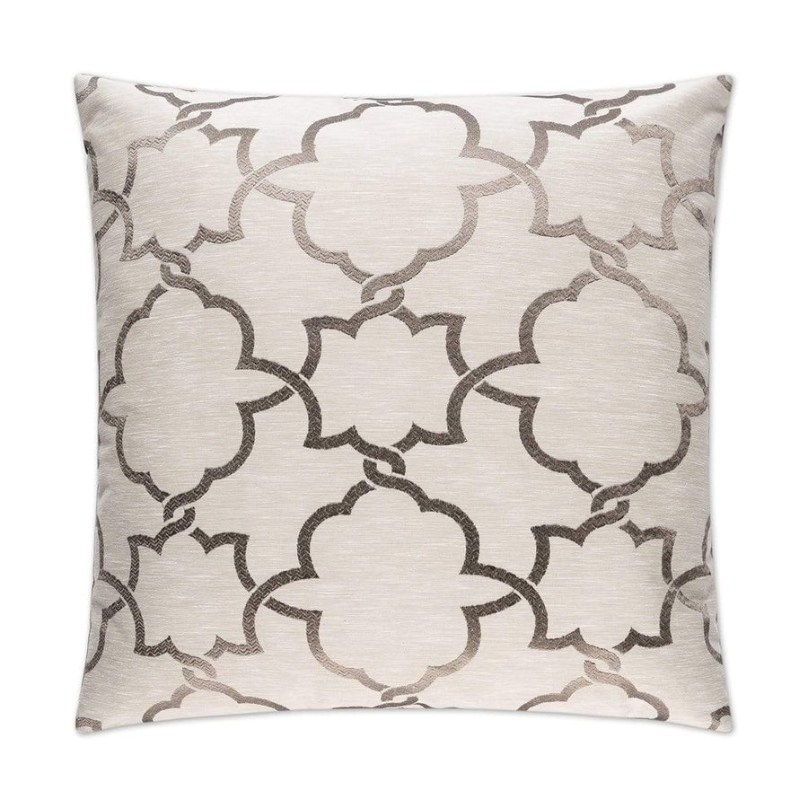D.V. Kap Carlton Pillow - Available in 2 Colors | Alchemy Fine Home