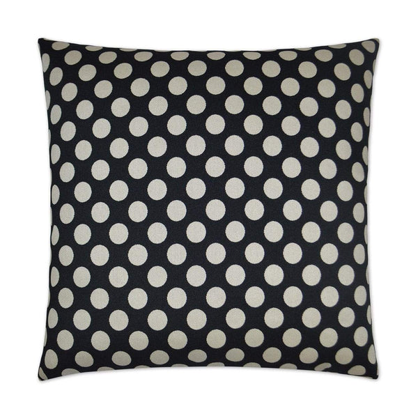 D.V. Kap Polka Dots Pillow - Available in 3 Colors | Alchemy Fine Home