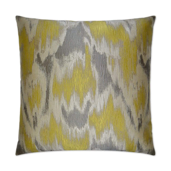D.V. Kap D.V. Kap Watermark Pillow - Available in 3 Colors Yellow 2575-Y