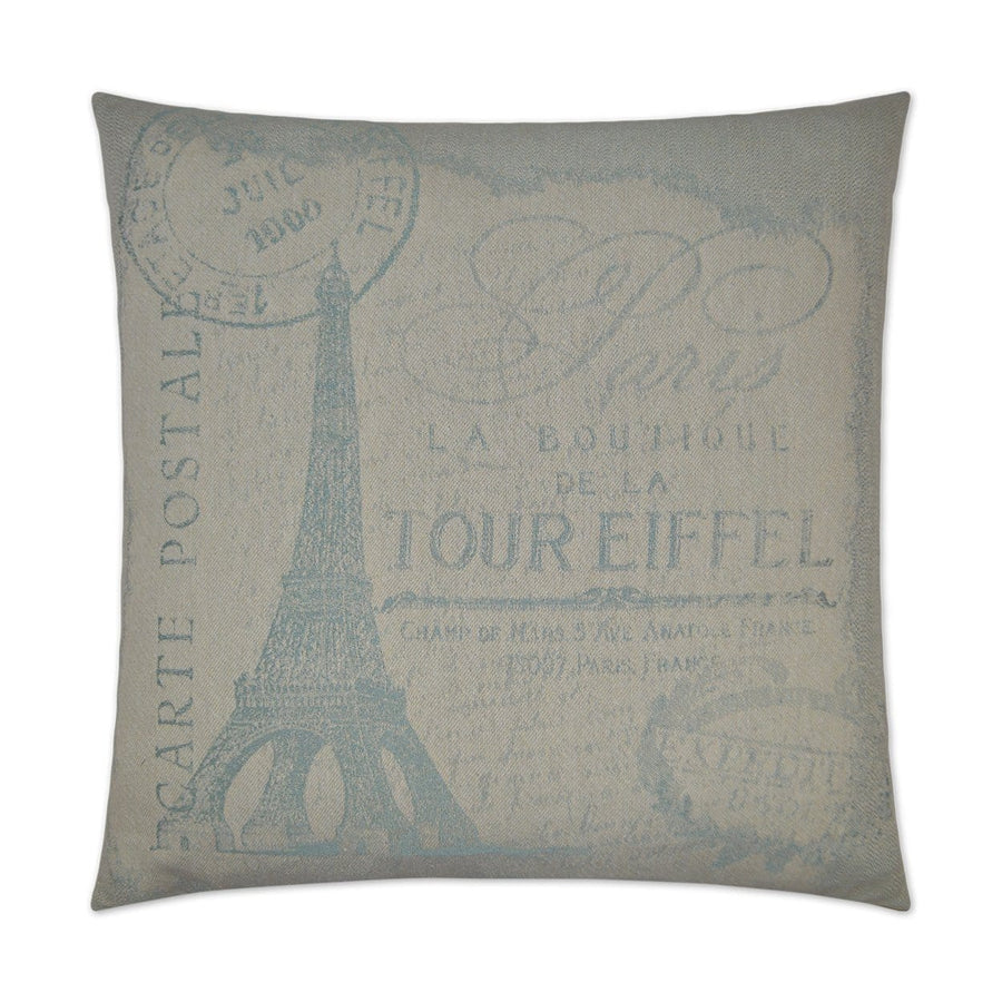 D.V. Kap Cartolina Pillow - Available in 2 Colors | Alchemy Fine Home