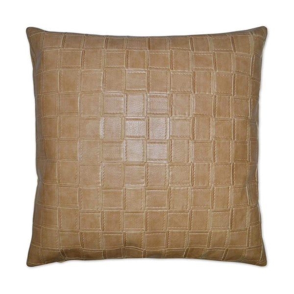 D.V. Kap Catmandoo Pillow - Available in 2 Colors | Alchemy Fine Home