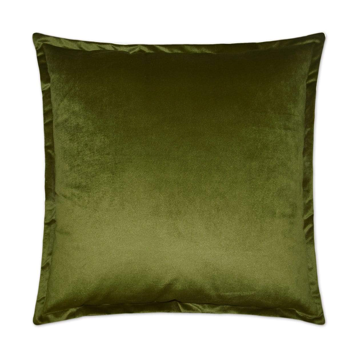 D.V. Kap D.V. Kap Belvedere Flange Pillow - Available in 27 Colors Aloe 2692-A