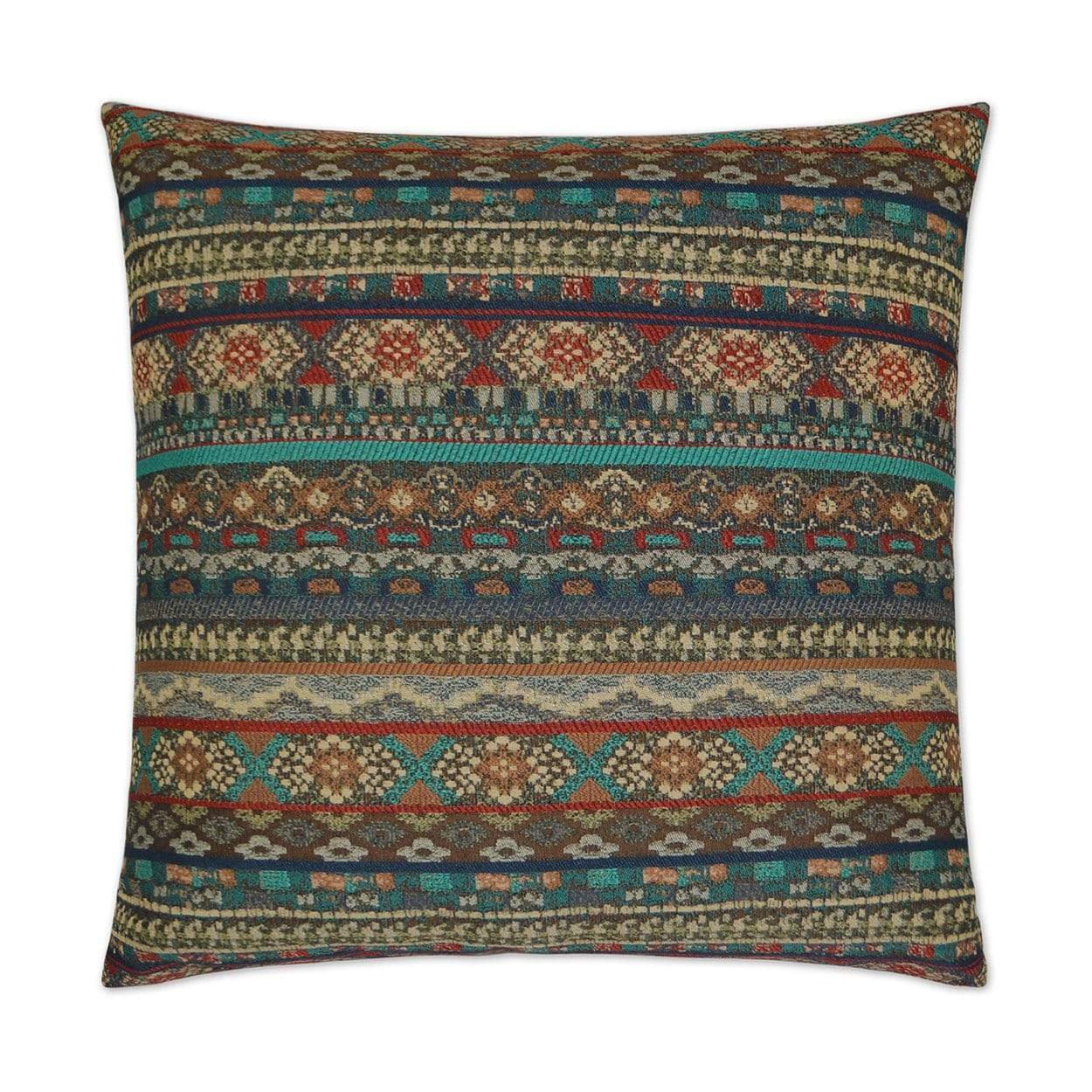 D.V. Kap D.V. Kap Gemology Pillow - Available in 2 Colors Turquoise 2799-T