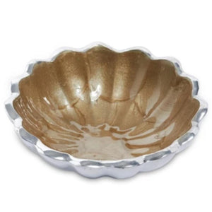 "Julia Knight Peony 4"" Petite Bowl in Toffee"