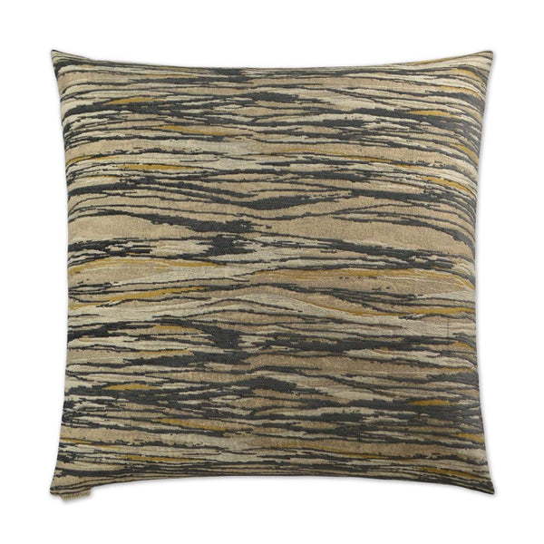 D.V. Kap D.V. Kap Rapport Pillow - Available in 3 Colors Granite 2877-G