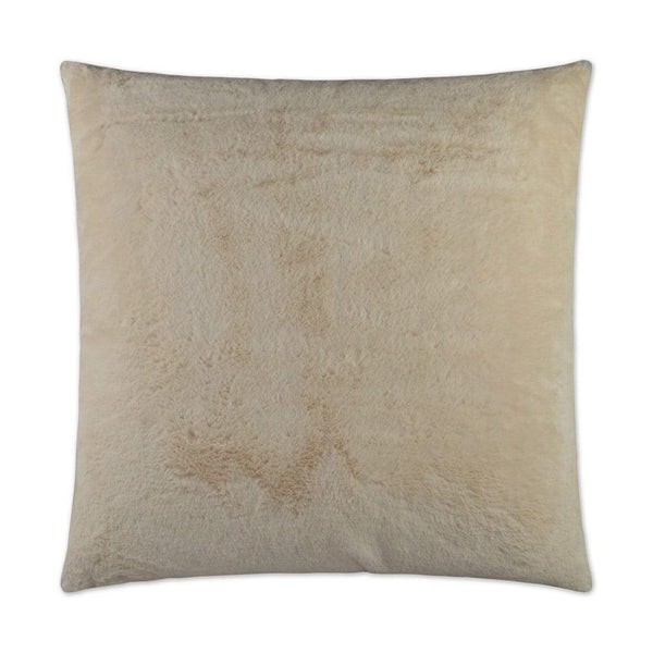 D.V. Kap D.V. Kap Furocious Pillow - Available in 5 Colors Cream 2893-C