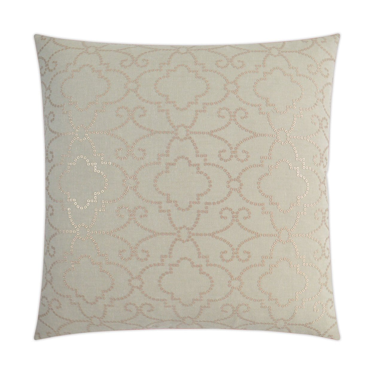 D.V. Kap D.V. Kap Wow Factor Pillow - Available in 2 Colors Gilt 2922-G