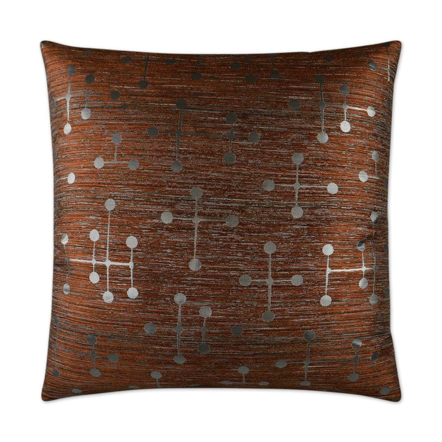 D.V. Kap Morse Pillow - Available in 5 Colors | Alchemy Fine Home