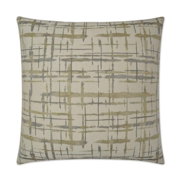 D.V. Kap D.V. Kap Protraction Pillow - Available in 2 Colors Pewter 3045-P