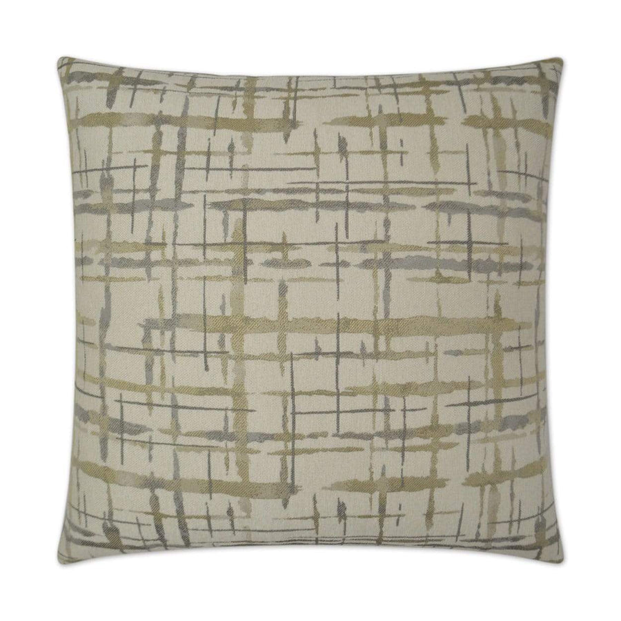 D.V. Kap Protraction Pillow - Available in 2 Colors | Alchemy Fine Home