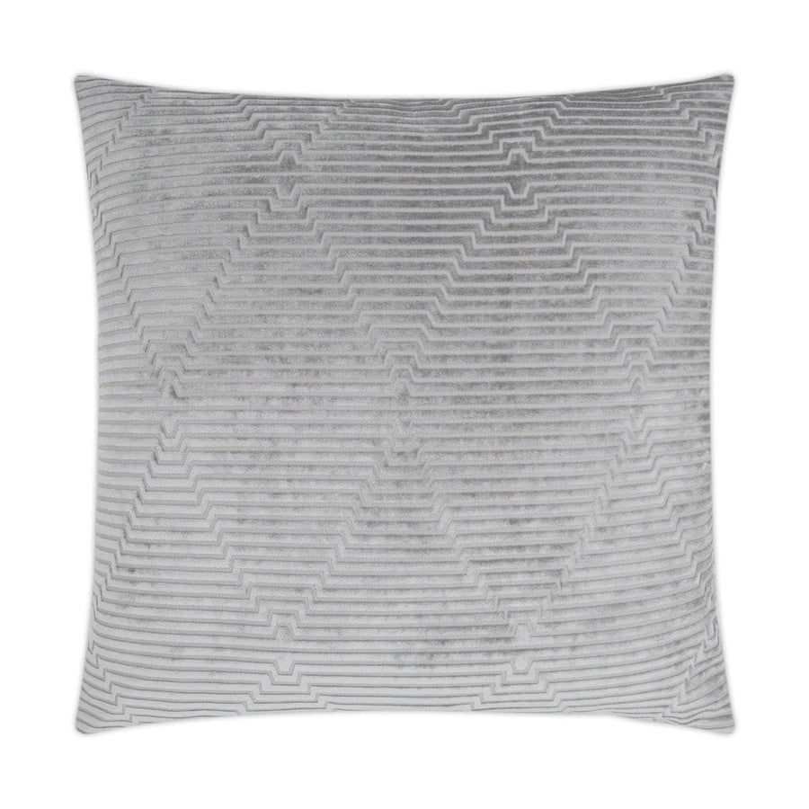 D.V. Kap D.V. Kap Outline Pillow - Available in 5 Colors Blush 3164-B