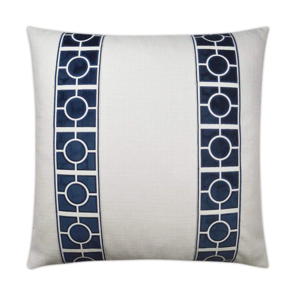 D.V. Kap Vendome Pillow - Available in 2 Colors | Alchemy Fine Home