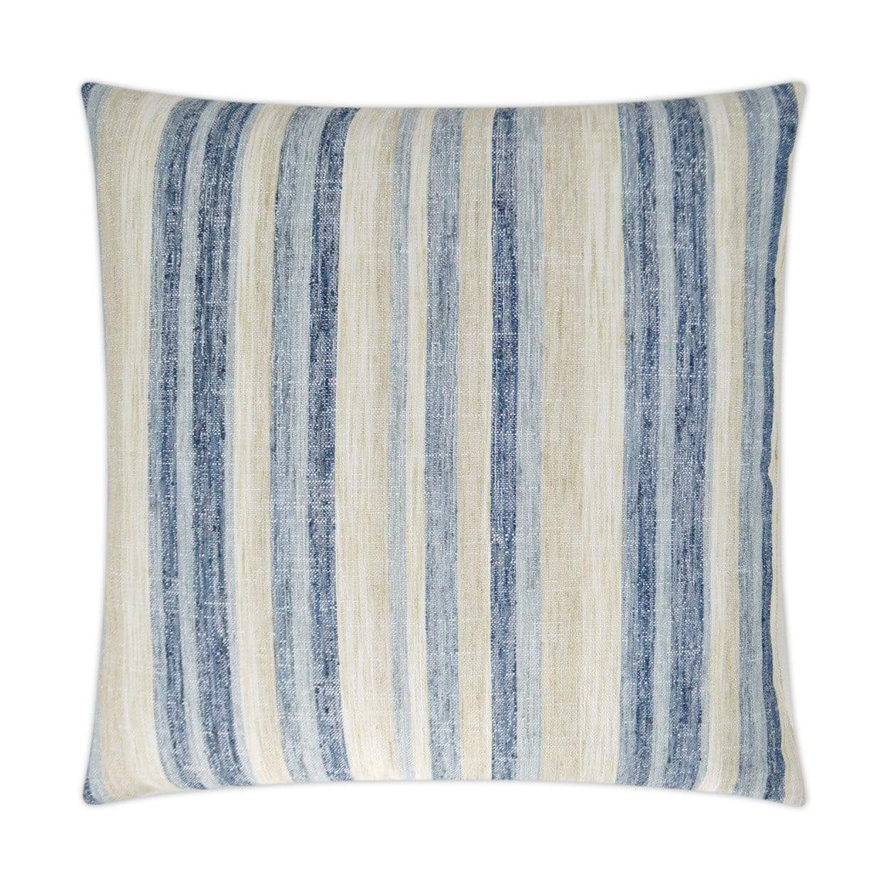 D.V. Kap D.V. Kap Faded Stripe Pillow - Available in 3 Colors Grey 3237-G