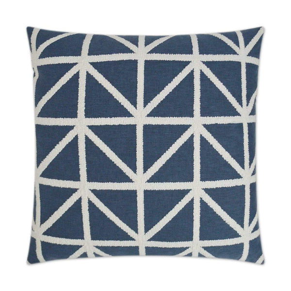 D.V. Kap Port of Call Pillow | Alchemy Fine Home