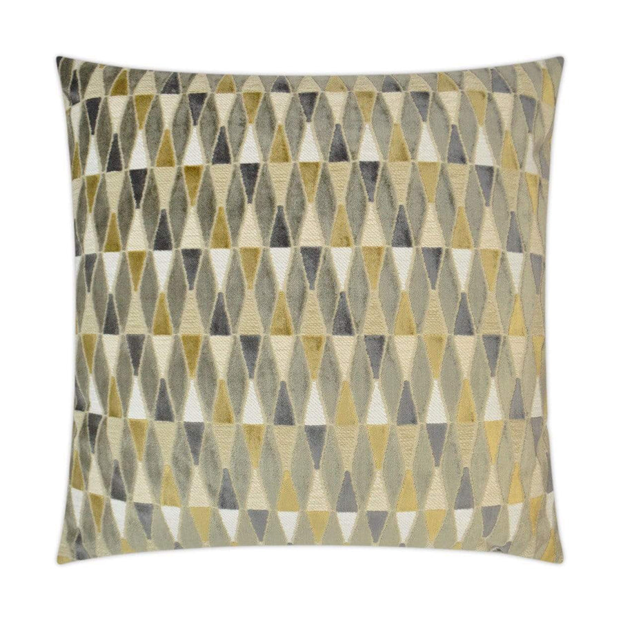 D.V. Kap Abrash Pillow - Available in 2 Colors | Alchemy Fine Home