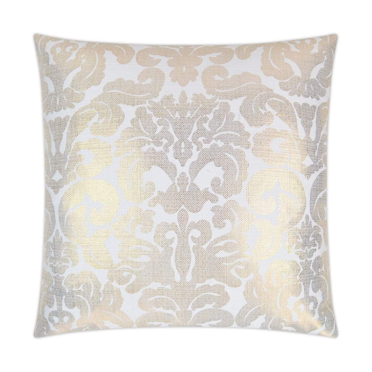 D.V. Kap D.V. Kap Refractor Pillow - Available in 2 Colors Golden 3304-G