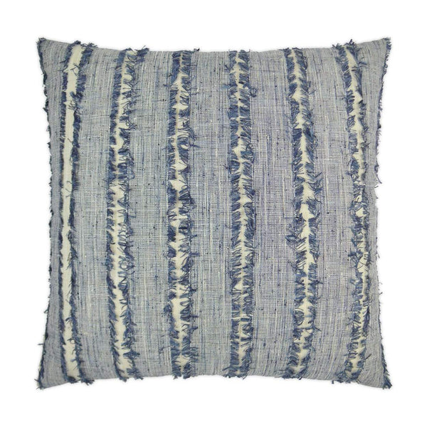 D.V. Kap On The Fringe Pillow | Alchemy Fine Home