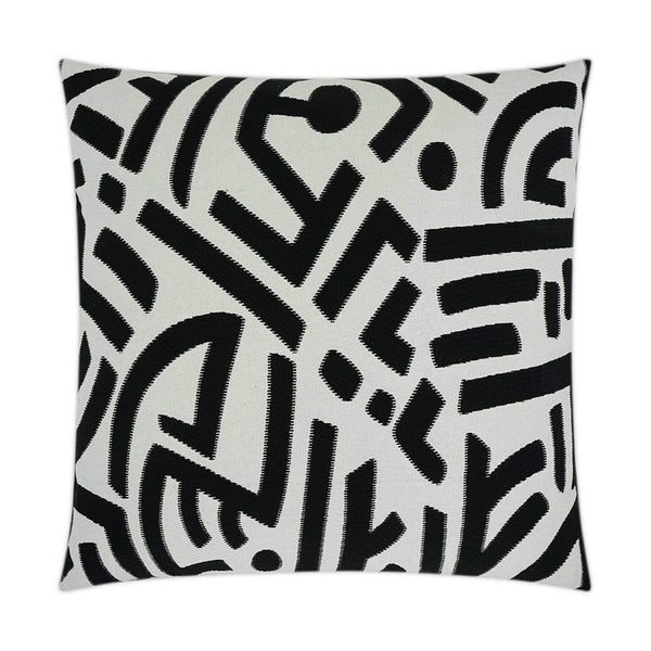 D.V. Kap Yin Yang Pillow | Alchemy Fine Home