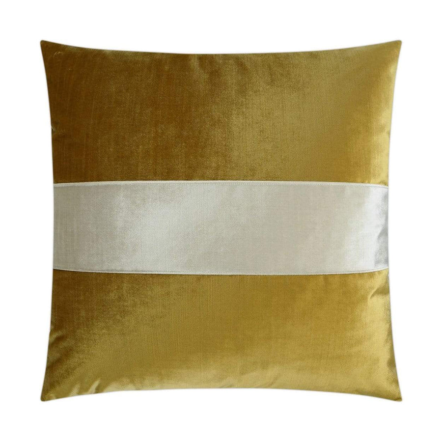 D.V. Kap Iridescence Band Pillow - Available in 8 Colors | Alchemy Fine Home