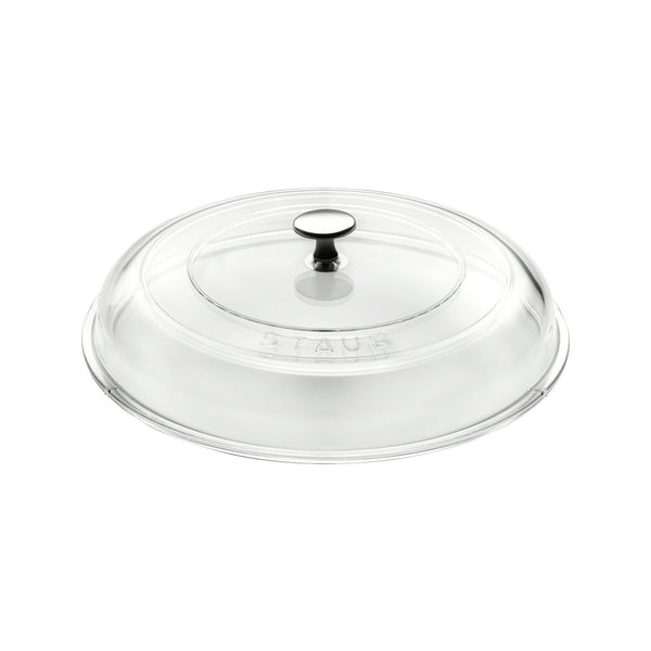 Staub 9.5-inch Domed Glass Lid