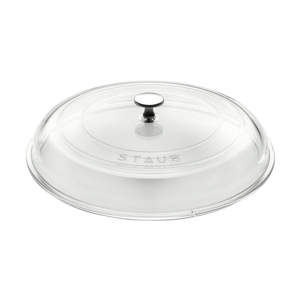 Staub 12-inch Domed Glass Lid