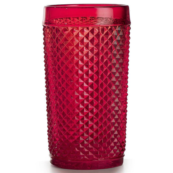 Bicos Red Highball - Set Of 4