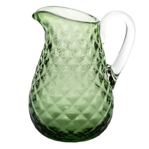 Vista Alegre Buriti Green Pitcher