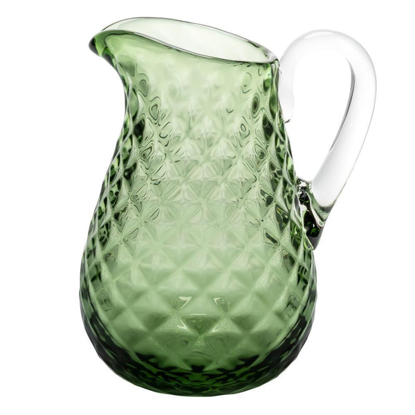 Buriti Green Pitcher