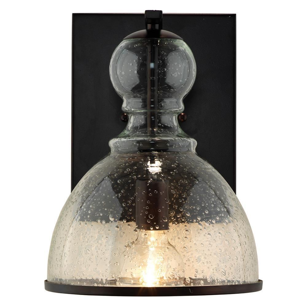 Jamie Young Jamie Young Large St. Charles Wall Sconce in Oil Rubbed Bronze Metal 4STCH-LGOB